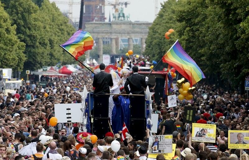 Christopher Street Parade em Berlim