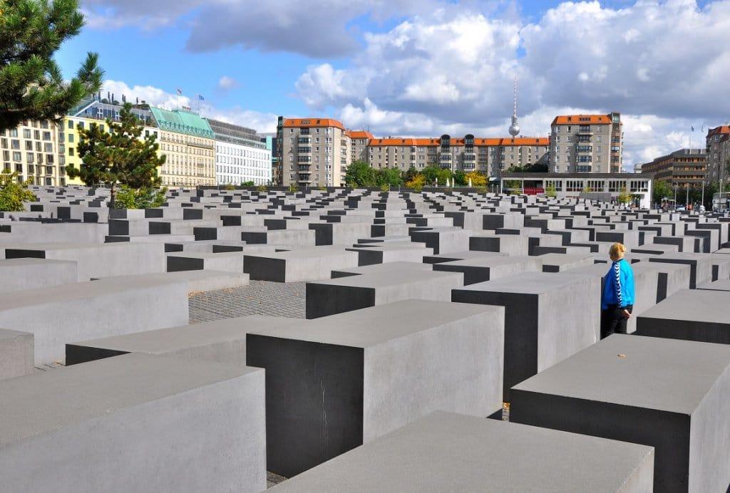 Memorial do Holocausto em Berlim