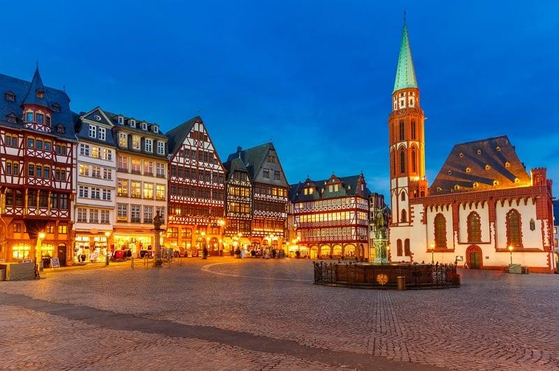 Centro histórico de Colônia