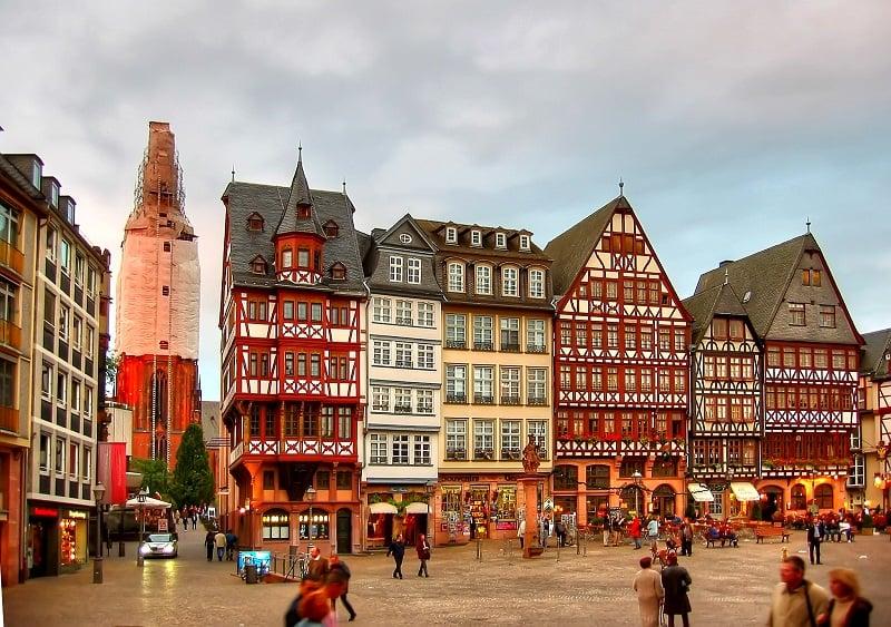 Romberberg em Frankfurt