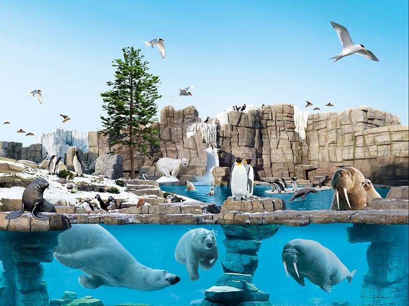 Tierpark Hagenbeck em Hamburgo