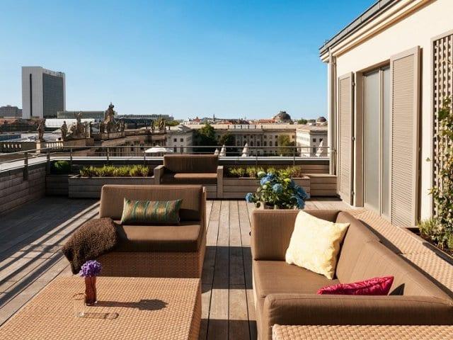 10 hotéis de luxo em Berlim