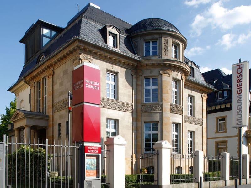 Museu Giersch em Frankfurt