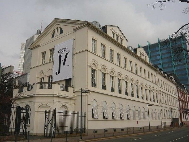 Museu Judaico em Frankfurt