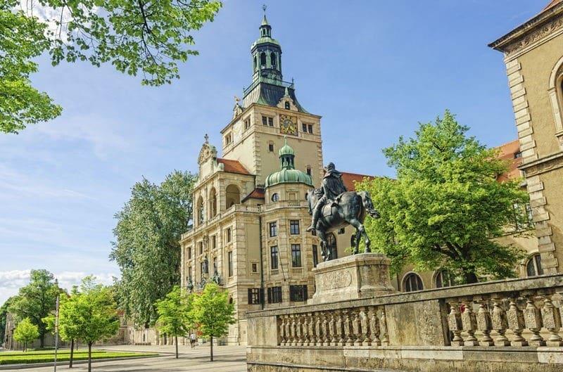 Museu Nacional da Bavária em Munique