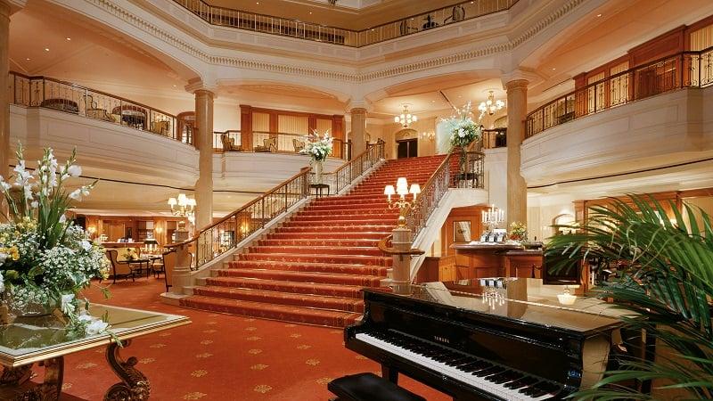 Westin Grand Hotel em Berlim