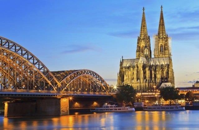 Taxas e impostos nas compras em Colônia