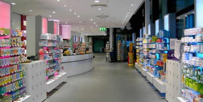 Farmácias em Berlim
