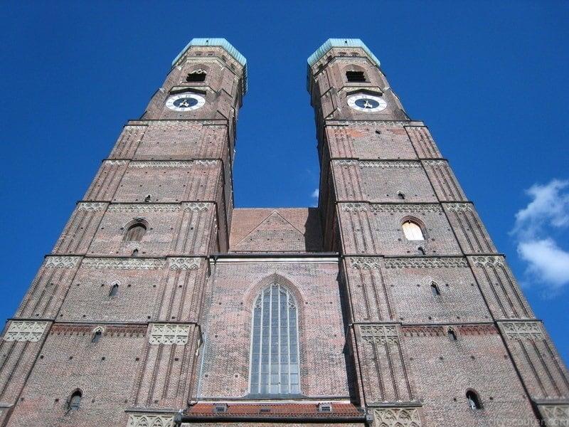 Torres da Catedral de Munique