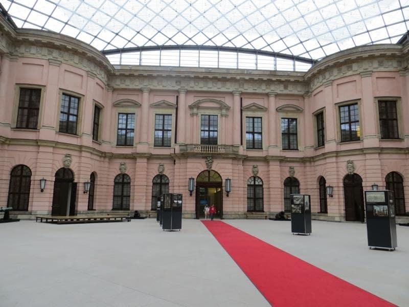 Museu Histórico em Frankfurt