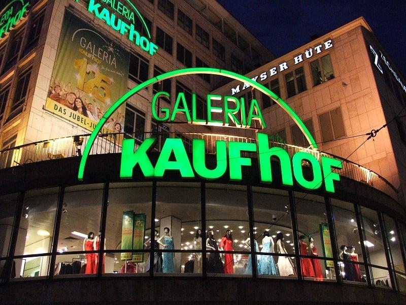 Galeria Kaufhof em Berlim