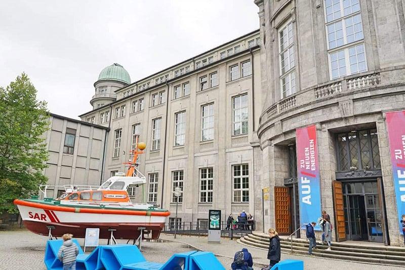 Museu de Ciência e Tecnologia em Munique