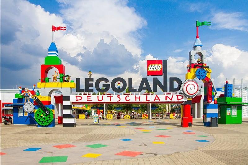 Parque da Lego na Alemanha
