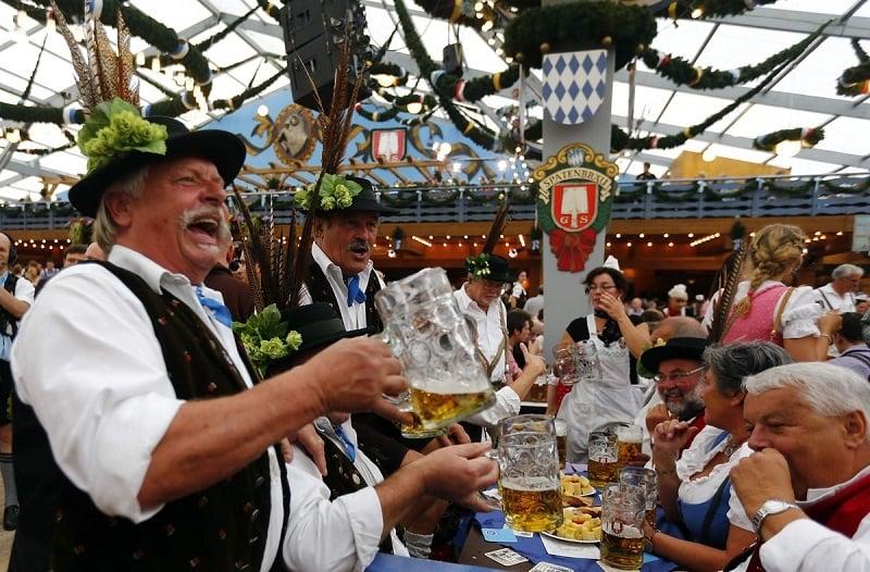 Bebidas em Munique