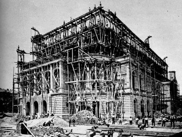 Alter Oper em Frankfurt