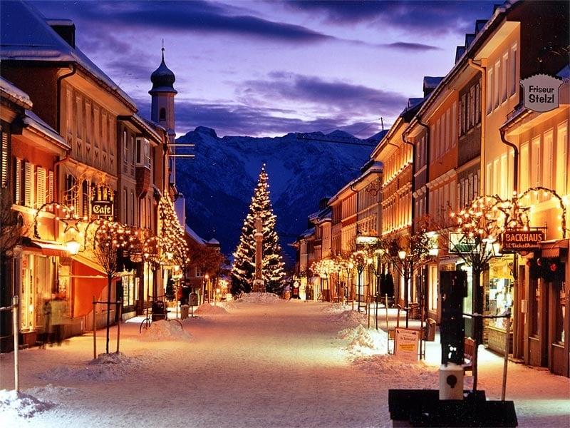 Natal em Munique