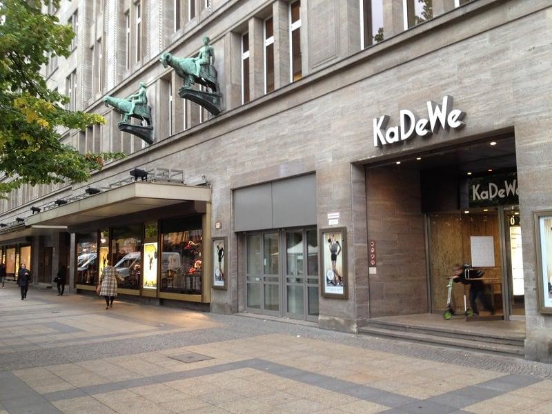 KaDeWe em Berlim