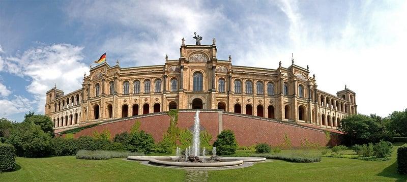 Maximilianeum em Munique