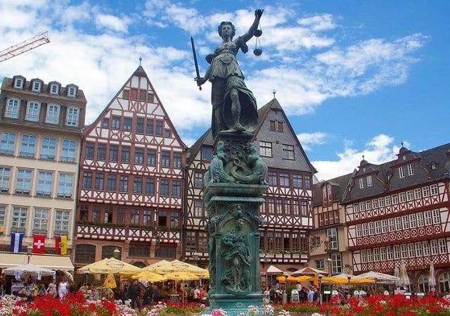 Römer em Frankfurt
