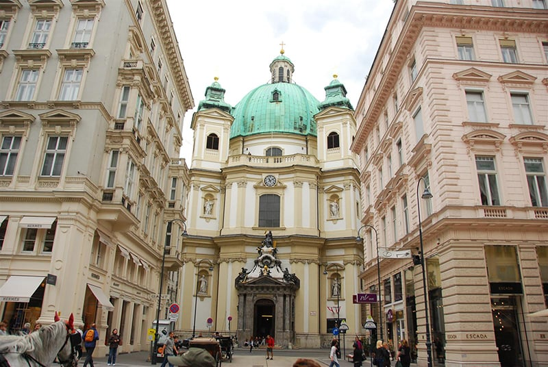 Igreja de São Pedro em Munique