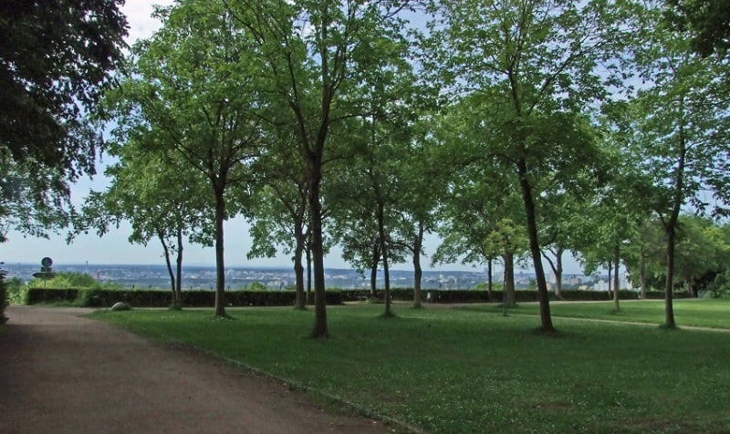 Lohrpark em Frankfurt