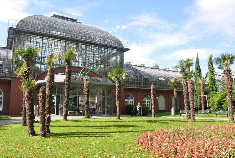 Palmengarten em Frankfurt