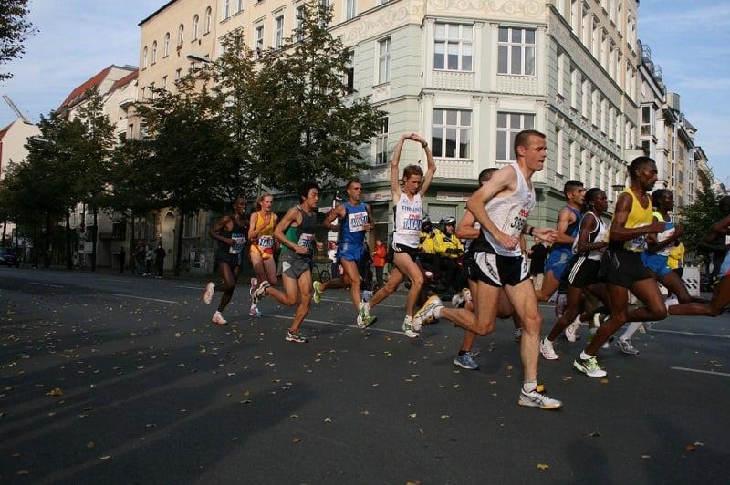 Calendário de Corridas e Maratonas na Alemanha em 2017
