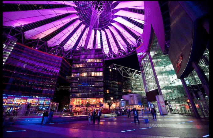 Sony Center em Berlim