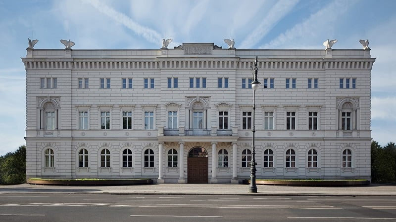 Alte Kommandantur em Berlim