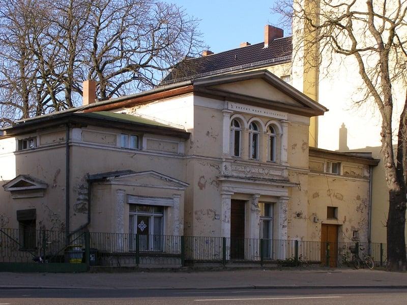 Brecht-Weigel-Gedenkstätte em Berlim