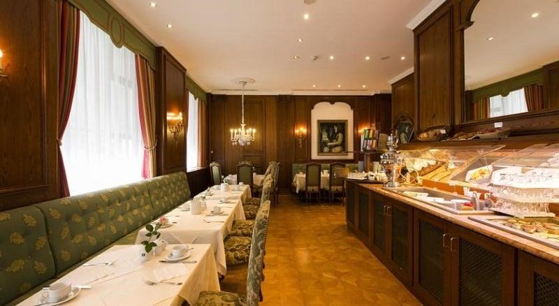 DeragResidenz-hotel Henriette em Berlim