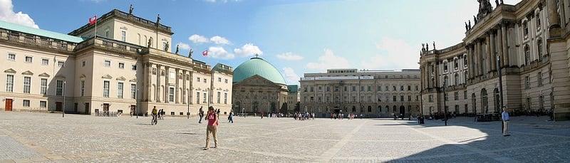 Forum Fridericianum em Berlim