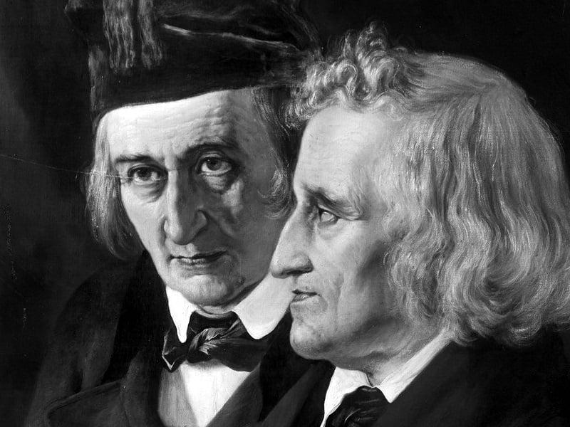 Jacob e Wilhelm Grimm