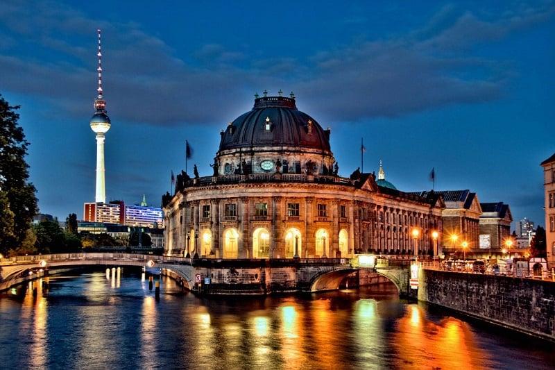 Museumsinsel em Berlim