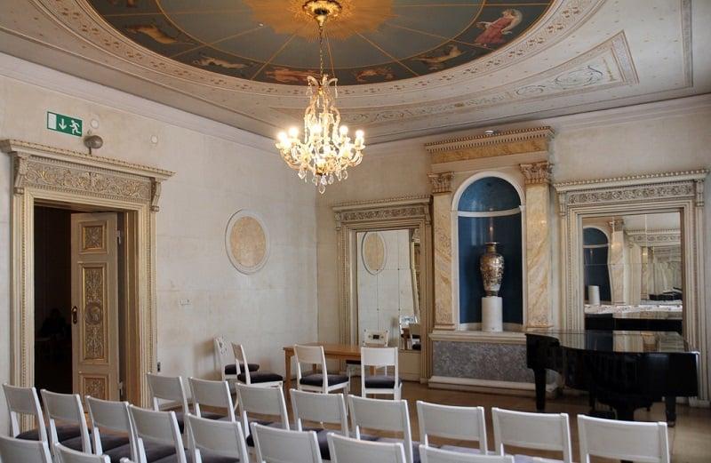 Palais am Festungsgraben em Berlim