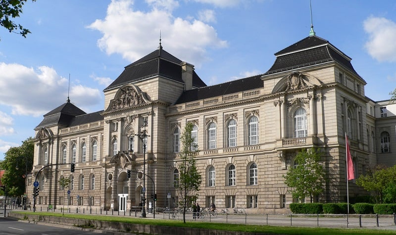 Universität der Künste em Berlim