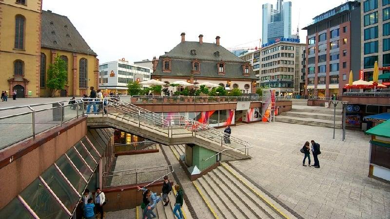 Estação de metrô Hauptwache