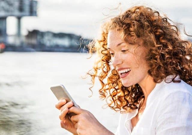 Usando o celular na Alemanha