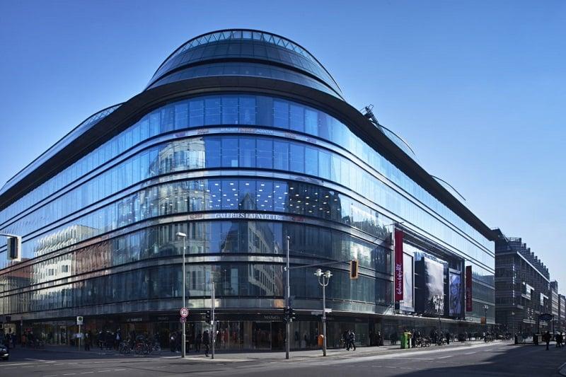 Galeries Lafayette em Berlim