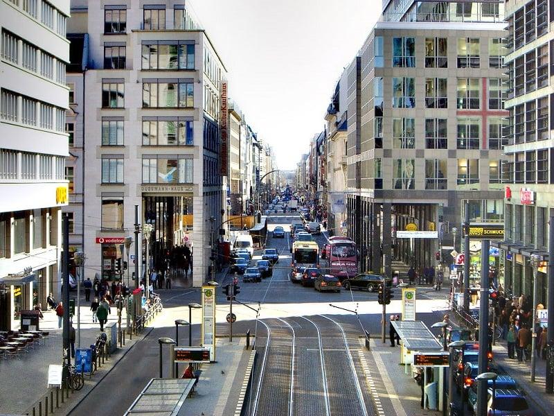 10 lojas, mercados e feiras na Unter den Linden em Berlim