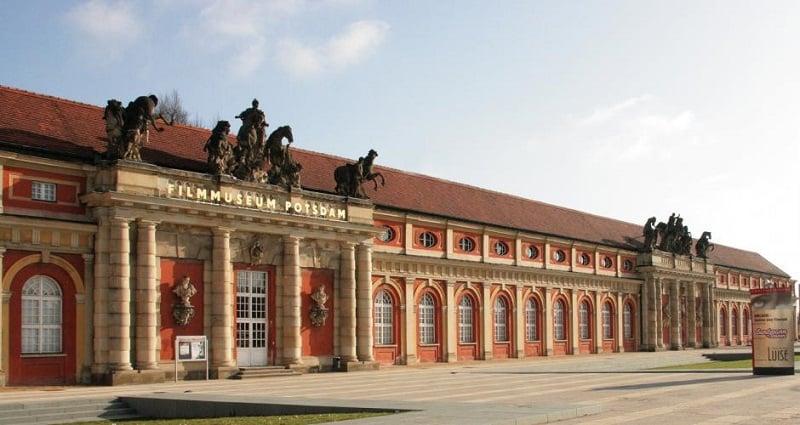 Marstall (Filmmuseum) em Berlim