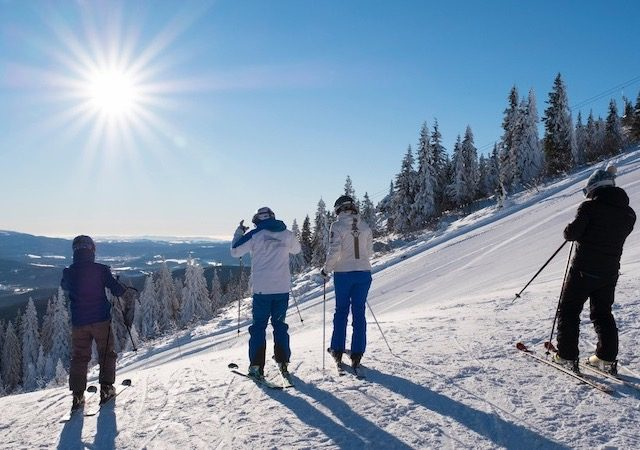 Esquiar na Alemanha