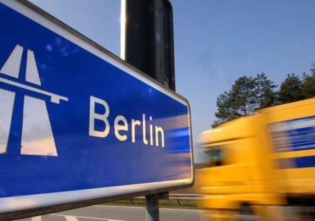 Viagem de carro de Hamburgo até Berlim