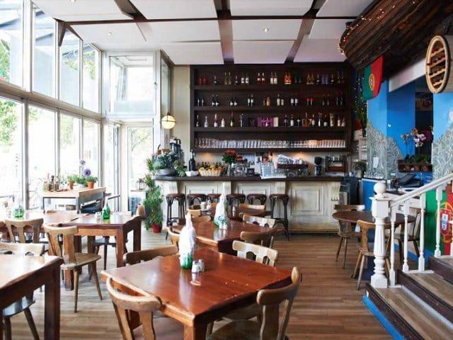 Melhores restaurantes em Hamburgo