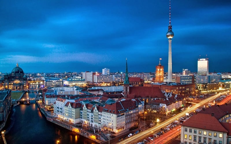 Como ir de Colônia até Berlim