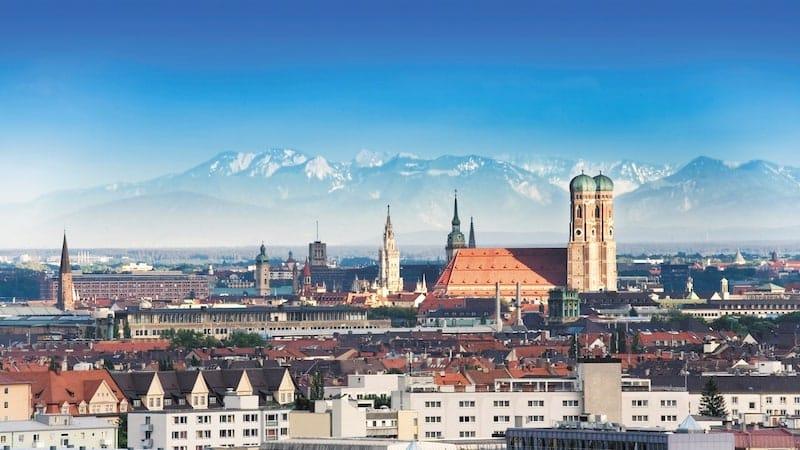 Paisagem de Munique