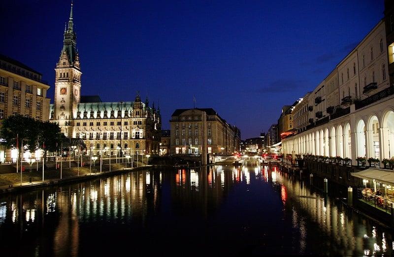 O que fazer à noite em Hamburgo