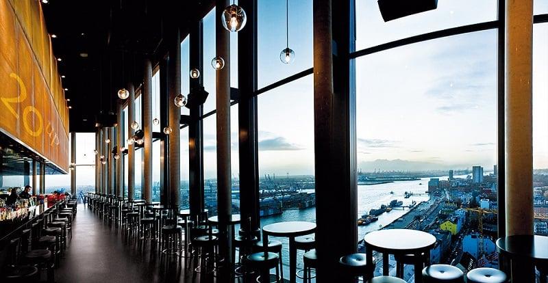 Bar 20up em Hamburgo