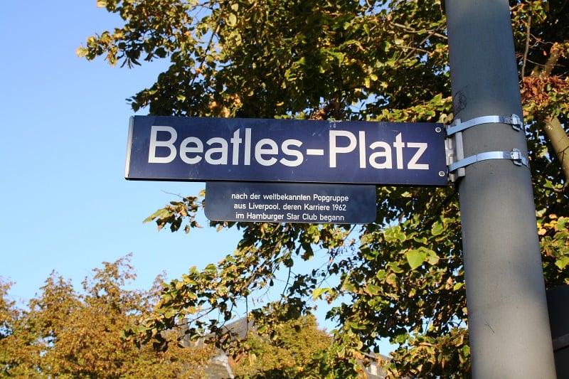 Passeio para os fãs dos Beatles em Hamburgo