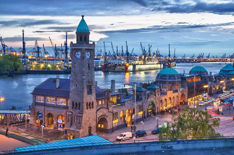Horário de verão em Hamburgo